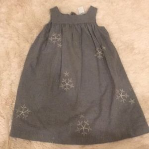 Other - Gray flannel dress